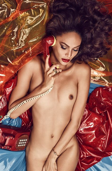 Naked Joan Smalls  Added            by thehawk