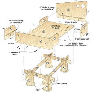 Plywood Jeep Plans Jeep Bed Woodworking Plans