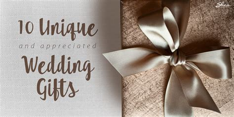unique gifts unique wedding gift ideas