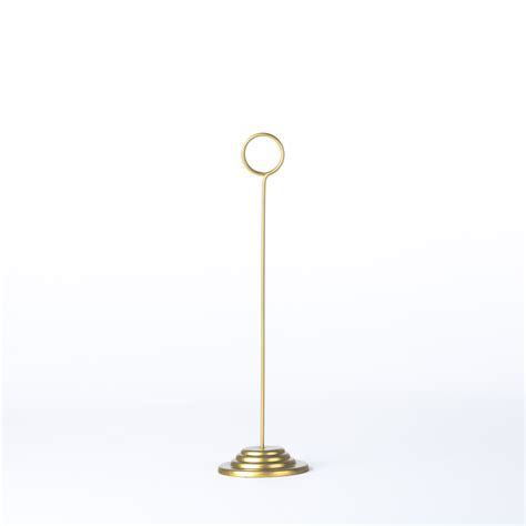 table number holders table number holders gold 12 quot encore events rentals