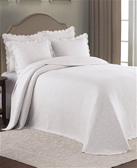 martha stewart matelasse coverlet claire matelasse white bedspreads quilts bedspreads