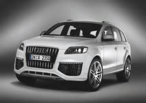 2009 Audi Q7 V12 Tdi Geneva 2008 Preview 2009 Audi Q7 V12 Tdi Unveiled With