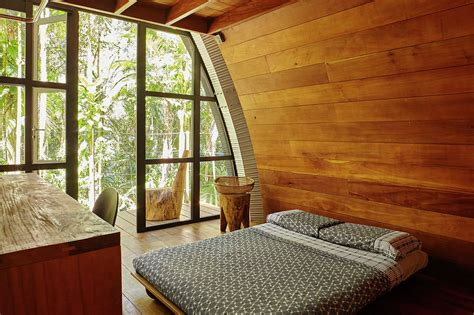 arched cabins australia gallery arca an arched retreat in the