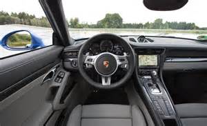 Porsche 911 Turbo Interior 2017 Porsche 911 Turbo S Interior Mustcars