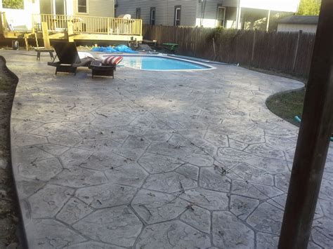 hoffman stamped concrete gallery