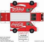 Dini Create Cubeecraft Carro Da Coca Cola