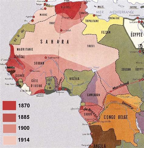 1294117718 partage de l afrique exploration colonisation l afrique en 1914