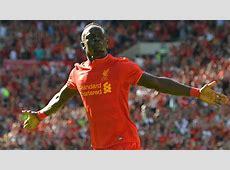 Sadio Mane Liverpool ICC - Goal.com Goal.com Football Results