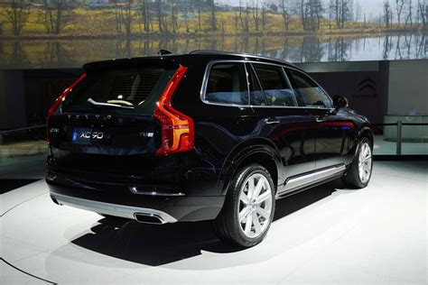 volvo new new 2016 volvo suv prices msrp cnynewcars com