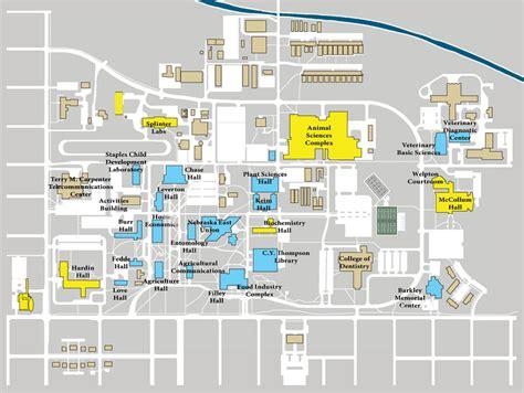 Unl Finder East Cus Wireless Map Information Technology Services Of Nebraska