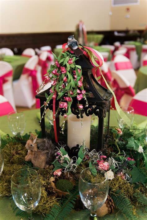 enchanted forest table centerpieces diy enchanted forest centerpiece