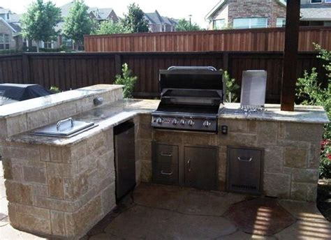 outdoor kitchen ideas on a budget the world s catalog of ideas