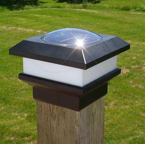solar lights for fence posts 2015 8 free light