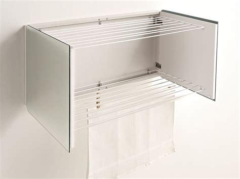 stendibiancheria da bagno acqua e sapone specchio per bagno by birex design