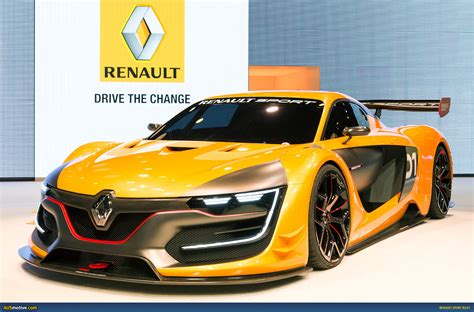 Ausmotive Com 187 Renault Sport Rs01 Revealed