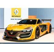AUSmotivecom &187 Renault Sport RS01 Revealed
