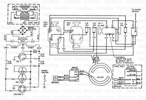 generac wiring diagram generac wiring exles and