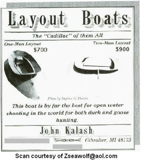 kalash layout boat for sale old duck boats no longer in production