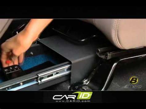 car seat gun safe bestop accessories underseat locking storage boxes