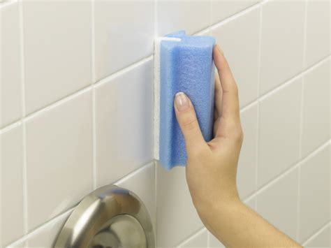 how to clean natural shower tiles