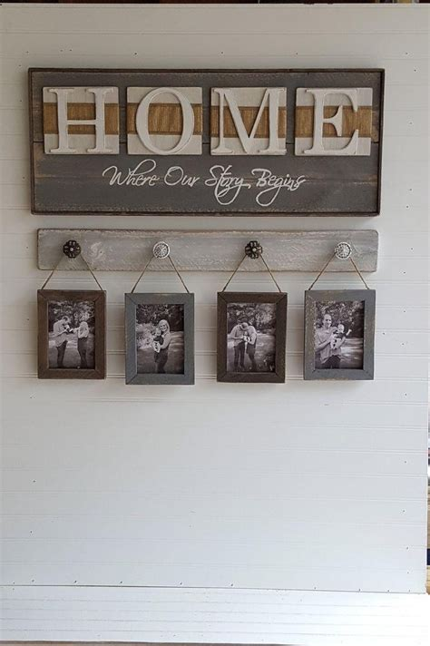 decorating with family photos 20 best collection of wall decor for family room