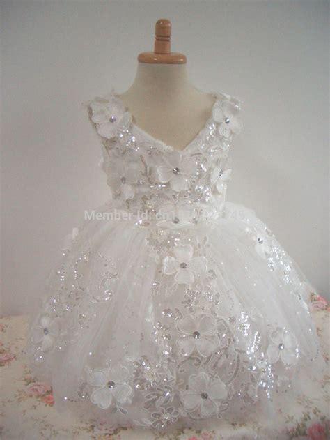 Dress Flower Baby baby flower dresses designer boutique prom dresses
