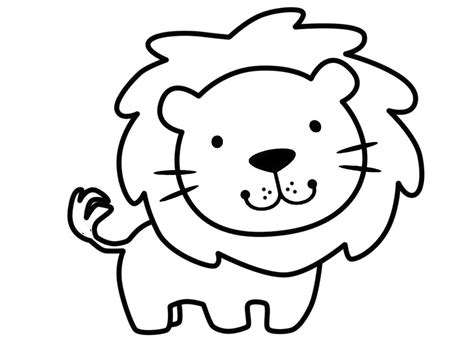 dibujos realistas para colorear im496 descargar gratis dibujos para colorear animales 1