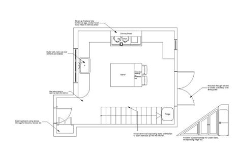 Country Kitchen Floor Plans - country connections kitchen floor plan options