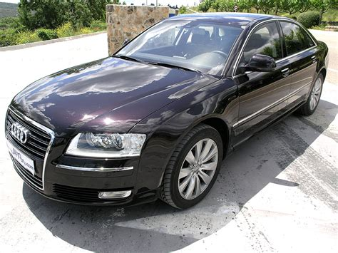 Audi A8 4 2 Tdi by Audi A8 4 2 Tdi Technical Details History Photos On