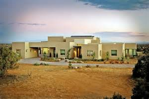Pueblo Style Homes by Le Petit Chateau From Sea To Shining Sea
