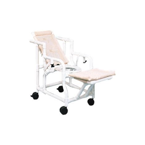 narrow shower chair with back duralife reclining shower chair with seat belt shower chairs