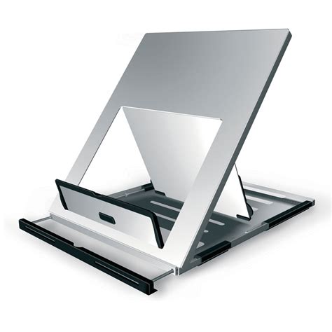 laptop computer stand for cbs lapjack laptop stand from posturite