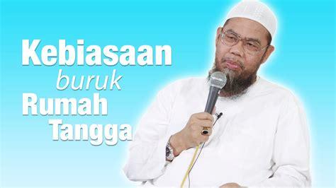 download mp3 ceramah ustadz zainal abidin kajian islam kebiasaan buruk rumah tangga ustadz