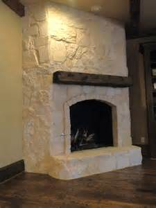 Fireplace Finishes Austin Stone Fireplace Traditional Family Room