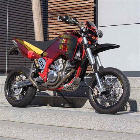 Honda Motorrad Xrv 750 Tuning Shop by Enduro Special Parts Aq Umbauten