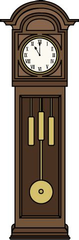 grandfather clock clipart grandfather clock clipart collection cartoon