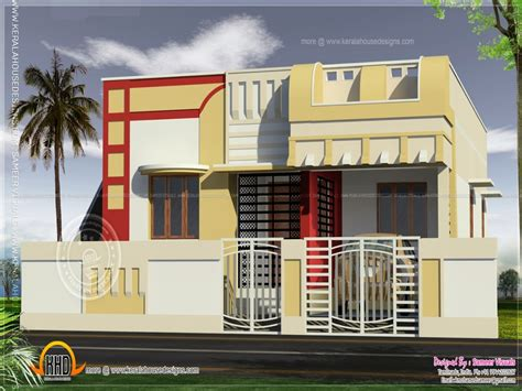 indian small house design simple house elevations small indian house elevation