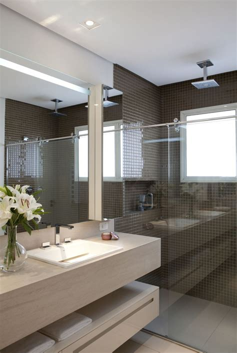 modern bathroom d 233 cor and it s features bathroom 25 melhores ideias sobre cores da parede do banheiro no