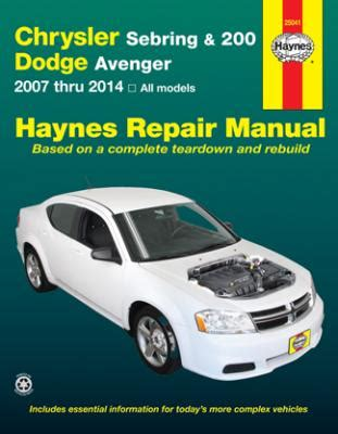 2008 dodge avenger owners manual ebay all dodge avenger parts price compare