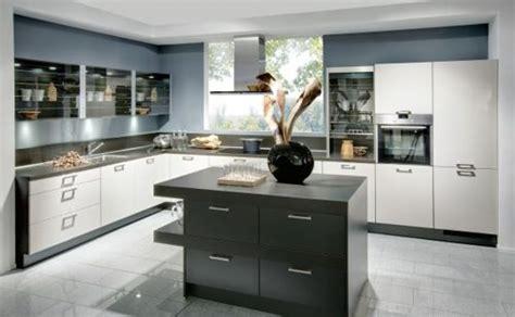 cocinas modernas  isla central comodecorarinteriores