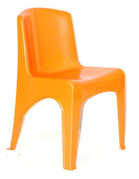 stuhl 70er design stuhl kunststoff gilac 70er design panton aera ebay