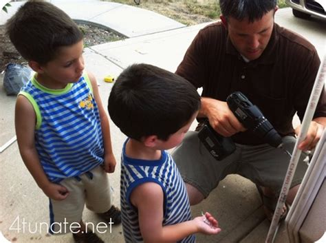 father son projects how to make a homemade sprinkler with pvc pipe 4tunate