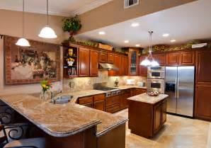 Granite Kitchen Design Beautiful Granite Kitchen Decobizz Com