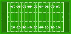 Blank Football Field Template by Pin Printable Football Field Template On