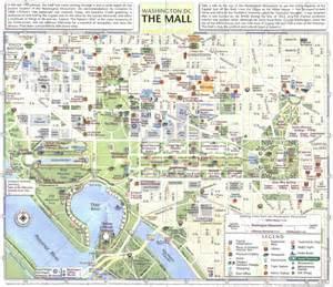 Washington Dc Mall Map by Good Map Of The National Mall Washington D C Pinterest