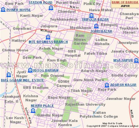 baroda map baroda map