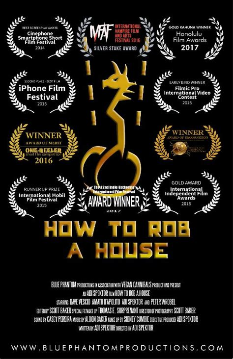 how to rob a house how to rob a house steals the micro horror comedy award filmoria