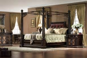 Canopy Bedroom King 4 149 The Le Palais Formal Canopy Bedroom Collection 10727