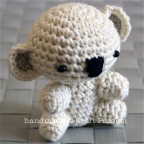 crochet pattern koala bear koala bear free amigurumi pattern