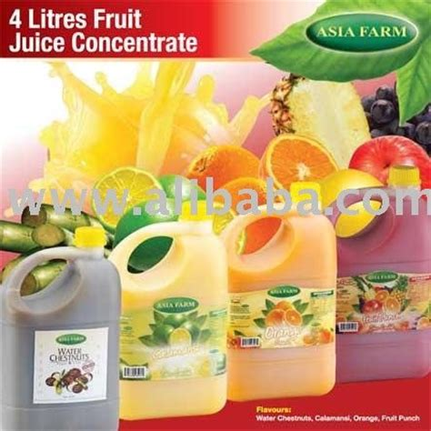 fruit juice concentrate 4 litres fruit juice concentrate products singapore 4